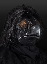 Mutant Raven Latex Mask