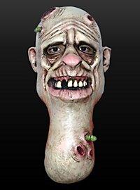 Mutanten Psycho Maske aus Latex