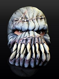Mutantenkrieger Maske aus Latex