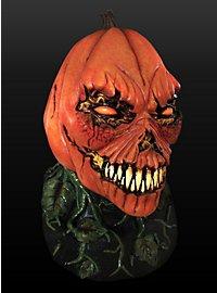 Mutantenkürbis Maske aus Latex