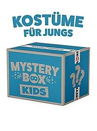 Mystery Box - 4 Kostüme für Jungen
