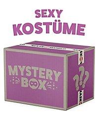 Mystery Box - 4 Sexy Kostüme für Damen