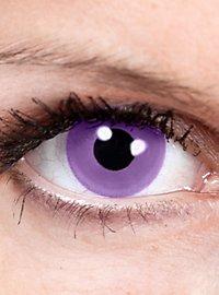 Lentilles de contact Mystic violettes