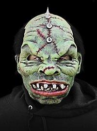 Narbiger Ork Maske aus Latex