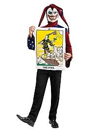 Narr Tarot Kostüm