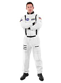 NASA Astronaut white Costume