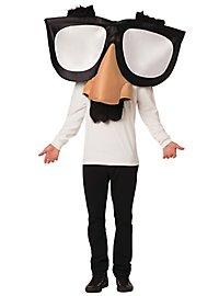 Nasenbrille Kostüm