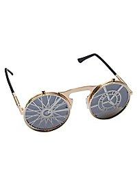 Nasenfahrrad Sonnenbrille