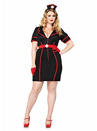 Naughty Night Nurse XXL Costume