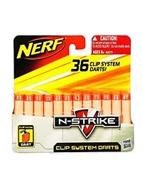 NERF N-Strike Clip System Darts 36er Nachfüllpack