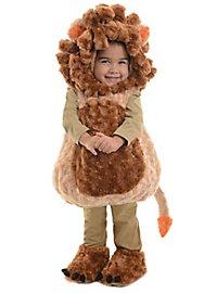 Niedlicher Löwe Kinderkostüm