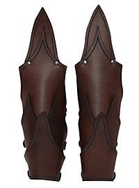 Bracers - Dark Elf brown