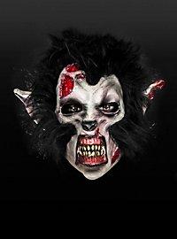 Night Wolf Latex Full Mask