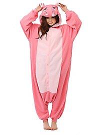 Nilpferd Kigurumi Kostüm