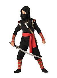 Ninja Anführer Kinderkostüm