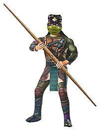 Ninja Turtles Donatello Deluxe für Kinder mit Polsterungen