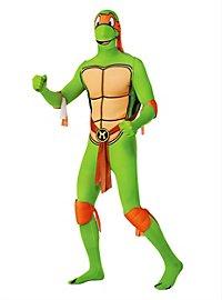 Ninja Turtles Michelangelo Ganzkörper-Kostüm