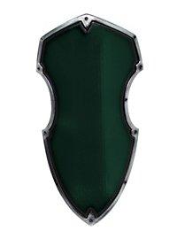 Normannenschild grün Polsterwaffe