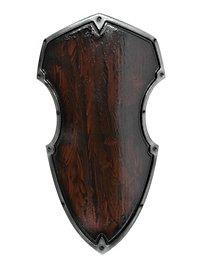 Normannenschild Holz Polsterwaffe