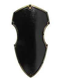 Normannenschild schwarz Polsterwaffe