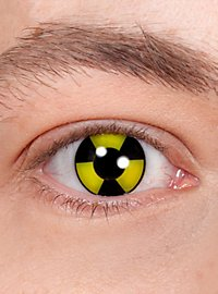 Nuclear Special Effect Contact Lens