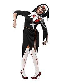 Nun Zombie Costume