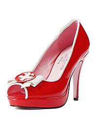 Oberschwester Schuhe