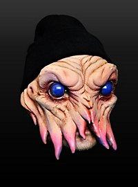 Octopod Halbmaske aus Latex