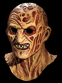 Official Freddy Krueger Latex Full Mask