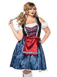 Oktoberfest Dirndl XXL
