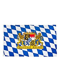 Oktoberfest Flag with Lion
