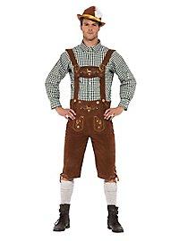 Oktoberfest Lederhosen Men's Costume