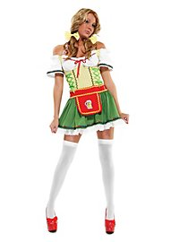 Oktoberfest Waitress Costume