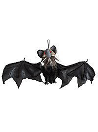 Old bat animated Halloween decoration