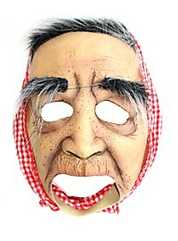 Old Grandma Chinless Mask