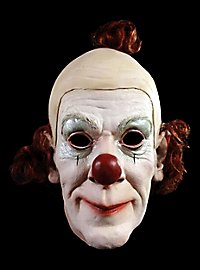 Oldschool Zirkusclown Maske