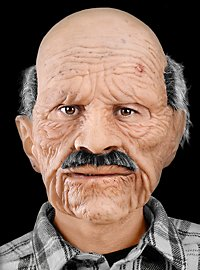 Opa Maske aus Latex