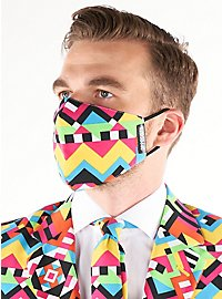 OppoSuits Abstractive Mouth Mask