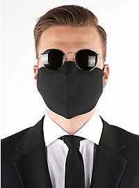 OppoSuits Black Knight Mouth Mask