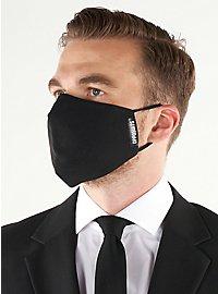 OppoSuits Black Knight Mundschutz Maske
