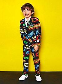 OppoSuits Boys Badaboom Anzug für Kinder