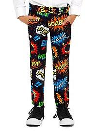 OppoSuits Boys Badaboom suit for kids