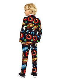 OppoSuits Boys Badaboom suit for kids