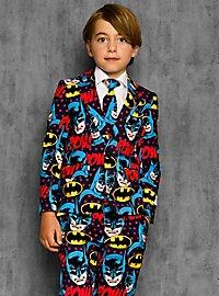 OppoSuits Boys Dark Knight Anzug für Kinder