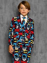 OppoSuits Boys Dark Knight Suit for Children