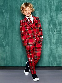 OppoSuits Boys Lumberjack suit for kids
