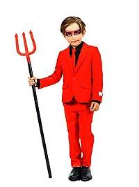 OppoSuits Boys Red Devil Anzug für Kinder
