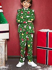 OppoSuits Boys Santaboss Anzug für Kinder