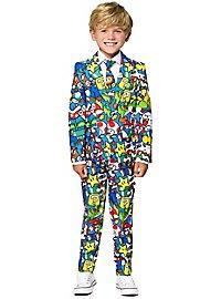 OppoSuits Boys Super Mario Anzug für Kinder