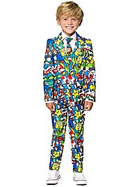 OppoSuits Boys Super Mario suit for kids